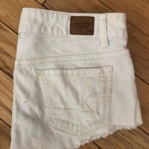 American Eagle Outfitters Shorts - American eagle cut off shorts
